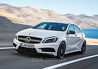 Вафельная картинка автомобиль Mercedes