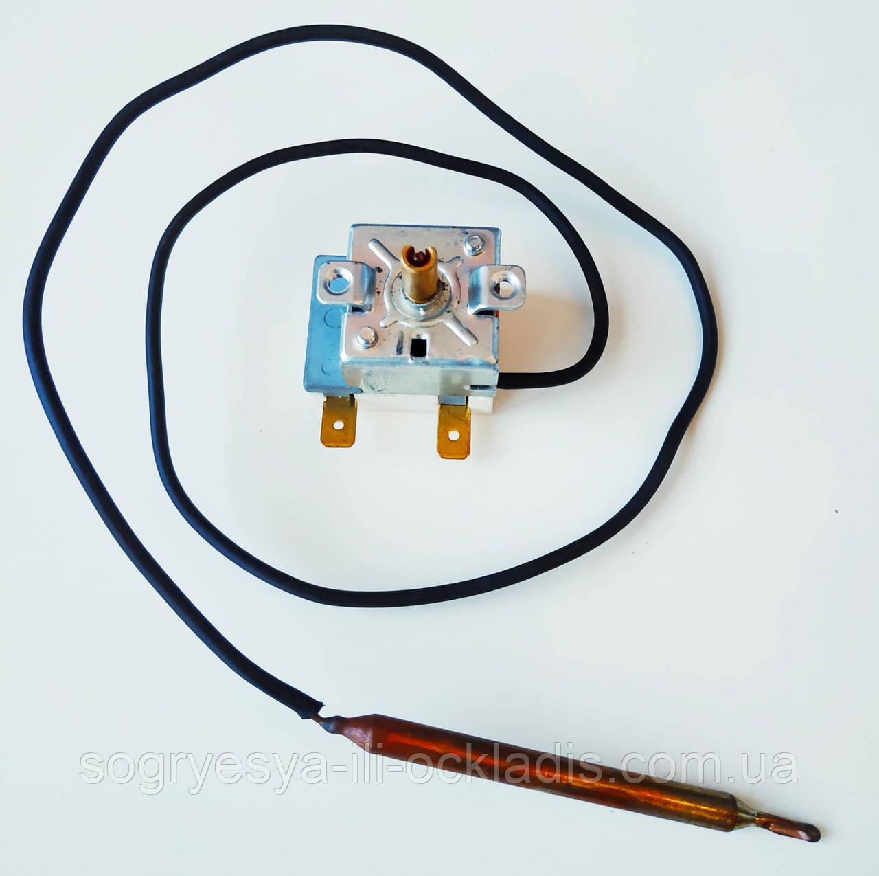 Термостат регулировочный на бойлер ZANUSSI SMALTO  (250V/16A/75°C) код товара: 7096