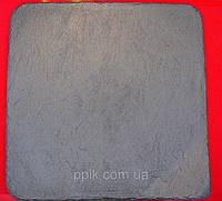 Декоративная пластиковая доска под камень 24*24 см
