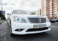 Лимузин Mercedes W221 S600