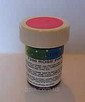 Краска паста Chefmaster Роза (Rose Pink) 28 грамм
