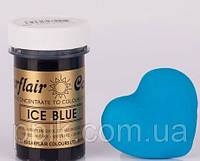 Краска паста Sugarflair Голубая, фото 1