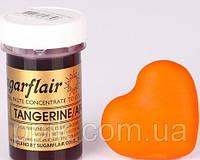 Краска паста Sugarflair Мандарин, фото 1