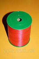Лента красная 5 мм, 350 м