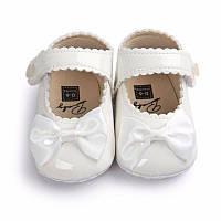 Лаковые туфельки-пинетки для  девочки 13 см, 12 см., фото 1