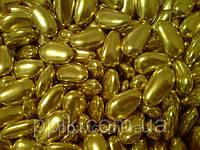 Миндаль в сахарной глазури золото 50 грамм