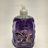 Жидкое мыло Cien Purple Love 500ml