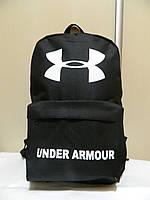 Спортивный рюкзак Under Armour (Андер Армор), черный цвет ( код: IBR006B )