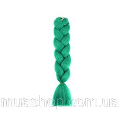 Канекалон (зелёный) 65*130 см