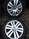 Диски Volkswagen Passat B6, B7 5.112 R16, фото 3