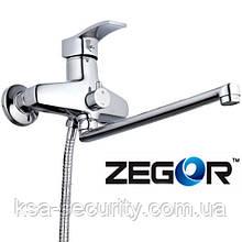 Смеситель для ванны ZEGOR BBS7-А279 (Зегор)