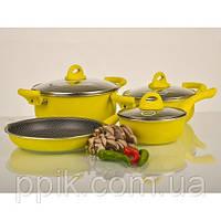 Набор посуды из 7 предметов Hilton