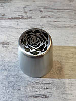 Насадка бесшовная кондитерская метал. Роза 5