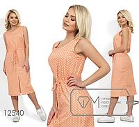Летнее женское платье размеры: 42,44,46