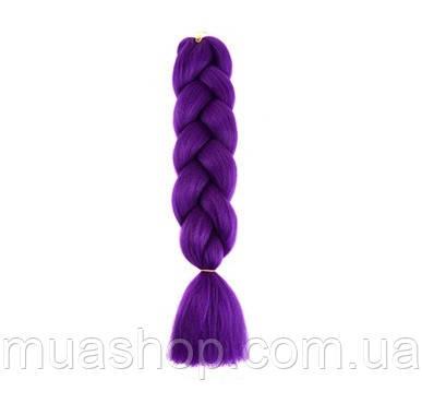 Канекалон (фиолетовый) 65*130 см
