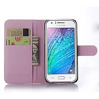 Чехол-книжка Litchie Wallet для Samsung J500 Galaxy J5 Светло-розовый, фото 1
