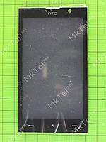 Дисплей HTC Max 4G T8290 с сенсором, self-welded