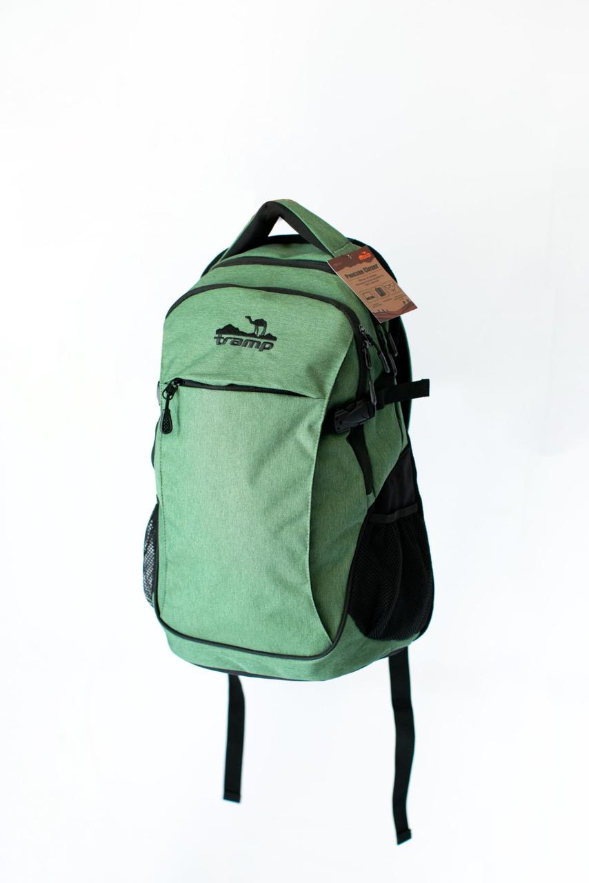 Рюкзак Clever зеленый 25 л.