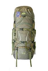 Туристический рюкзак Tramp Ragnar 75+10 зеленый