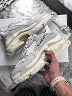 Кроссовки Balenciaga Triple S white