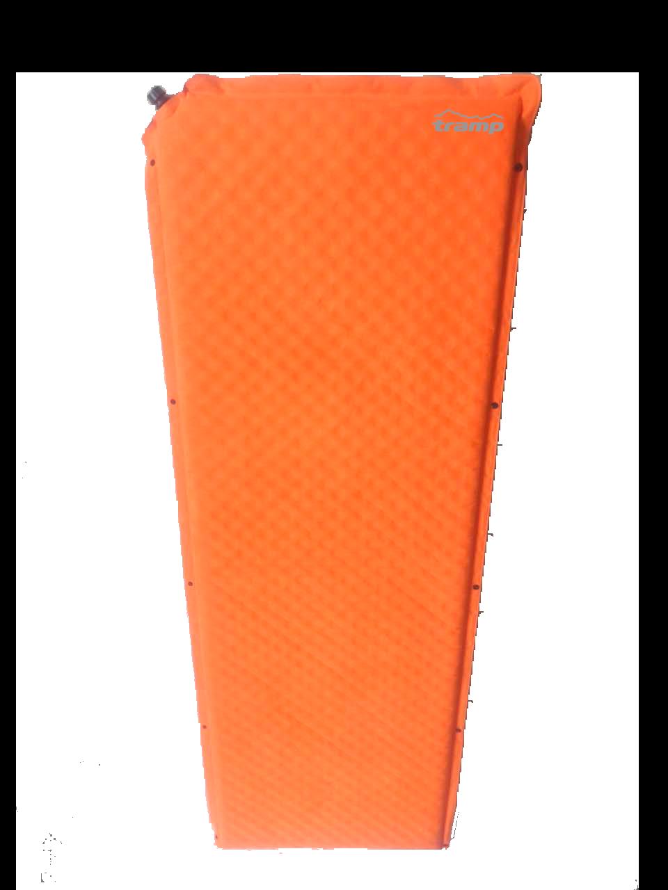 Ковер самонадувающийся Tramp TRI-021, 5 см, c кнопками