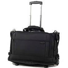 9d9a64cccf98 Дорожная сумка на 2-х колесах Rock Deluxe Carry-on Garment Carrier 41 Black