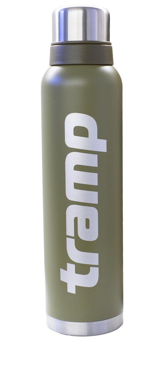 Термос Tramp 1,6 л оливковый