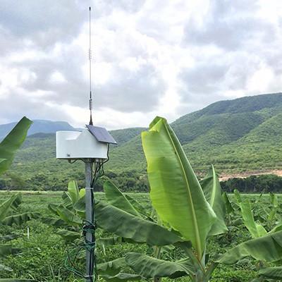 Бездротова система реєстрації кліматичних даних ЕCО D3 CLIMA