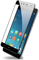 Защитное стекло для Xiaomi Redmi Note 4X Full Glue (0.3 мм, 2.5D, с олеофобным покрытием), цвет черный