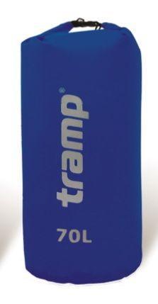 Гермомешок Tramp PVC 70 л (синій)