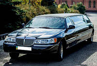 Лимузин Lincoln Town Car 120 черный