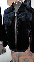 Куртка мужская из меха бобра