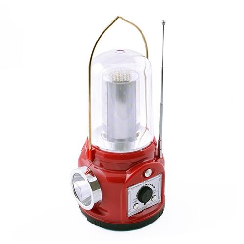 Фонарь лампа 5853 SY, радио (Yajia)