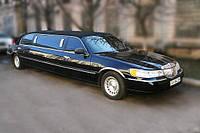 Лимузин Lincoln Town Car черный