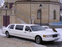 Лимузин Lincoln Town Car на прокат