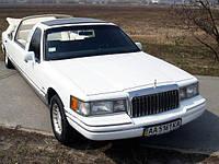 Лимузин Lincoln Town Car кабриолет