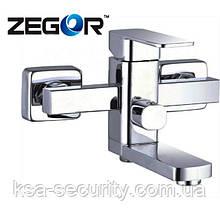 Смеситель для ванны ZEGOR LEB3-123 (Зегор)