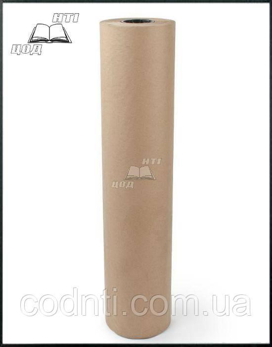 Упаковочная крафт бумага в рулонах