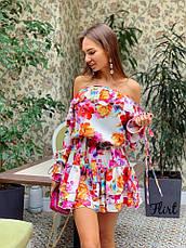 Платье софт, фото 3