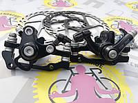 Тормоза дисковые Yin ing Китай передний и задний