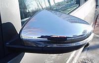 Накладки на зеркала для Volkswagen Golf 6, Фольксваген Гольф 6