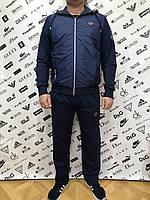 Спортивный костюм мужской синий трикотаж Турция PAUL&SHARK yachting https://esthete-shop.prom.ua