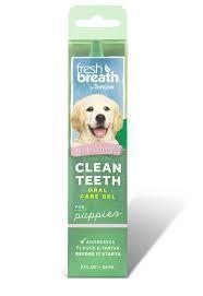 Гель д/зубов Clean Teeth Gel Puppies