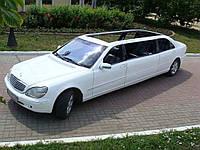 Лимузин Mercedes 220 S 600 cabrio