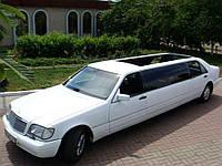 Лимузин Mercedes W140 S600 cabrio