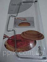 Струна металлическая для нарезки бисквита №1