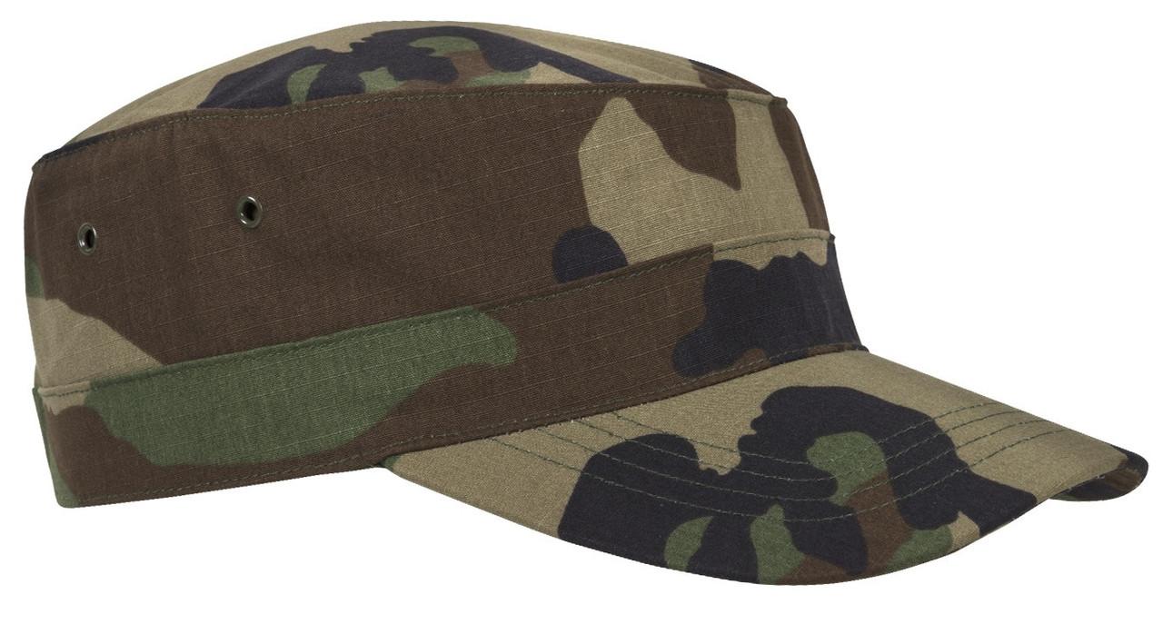 Кепка военная Helikon-Tex® Combat Cap PR - US Woodland