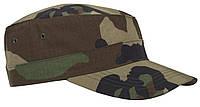 Кепка военная Helikon-Tex® Combat Cap PR - US Woodland, фото 1