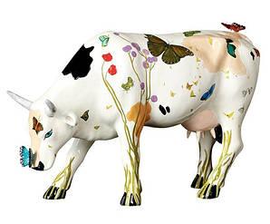 Статуэтка Cow Parade Корова Рамона 30х9х20 см