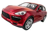 Машинка на радиоуправлении 1к14 Meizhi лицензированный Porsche Cayenne, красный - 139611
